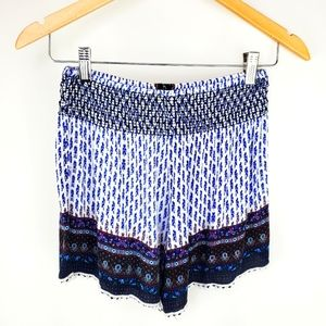 Rue 21 Large high waisted Rayon shorts